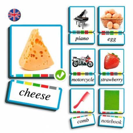 Autodictado sustantivos en Inglés de akros