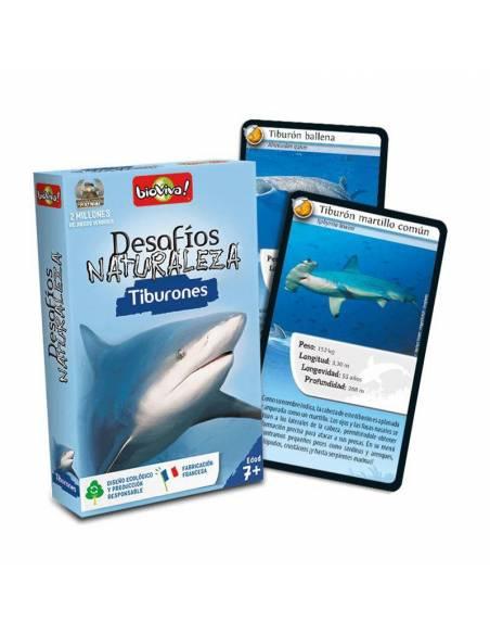 Bioviva - Cartas Tiburones  Cartas Bioviva