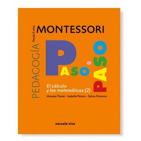 Libro Montessori de Matemáticas Vol2 PASO A PASO