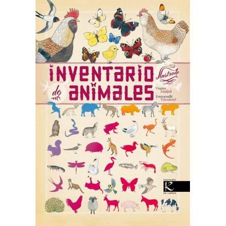 Inventario ilustrado de animales