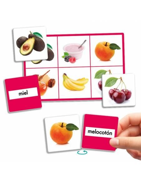 Loto: 72 alimentos  Educativos