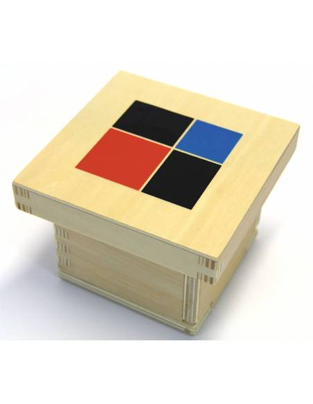 montessori material binomio formula