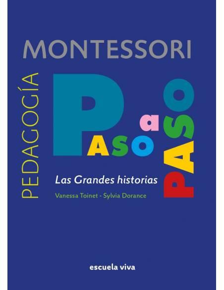 Las grandes historias Montessori  Libros Montessori