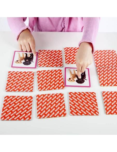 Maxi Memory - Mascotas  Juegos de mesa