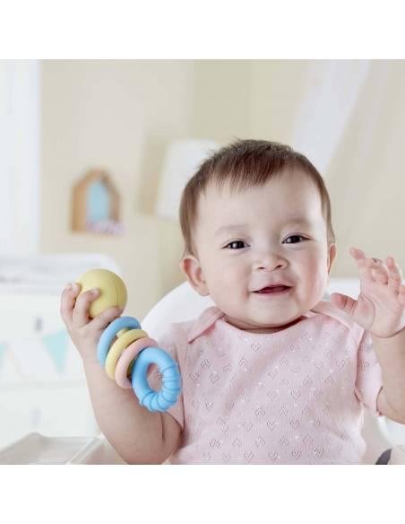 Mordedor con anillos Playwell  Bebés