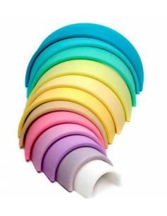 Arco iris DENA pastel 12 colores