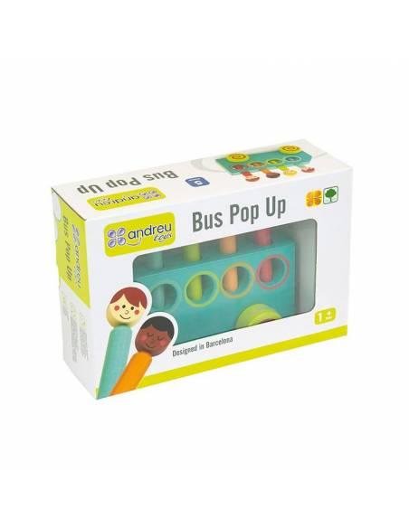 Autobús pop up  Bebés