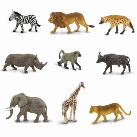 animales sudafrica