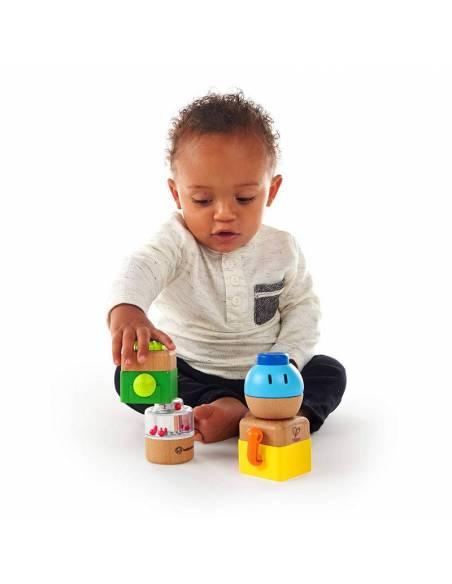 Set sensorial Baby Einstein en madera  Bebés
