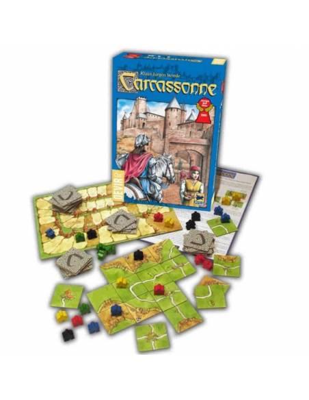 Carcassonne  Juegos de mesa