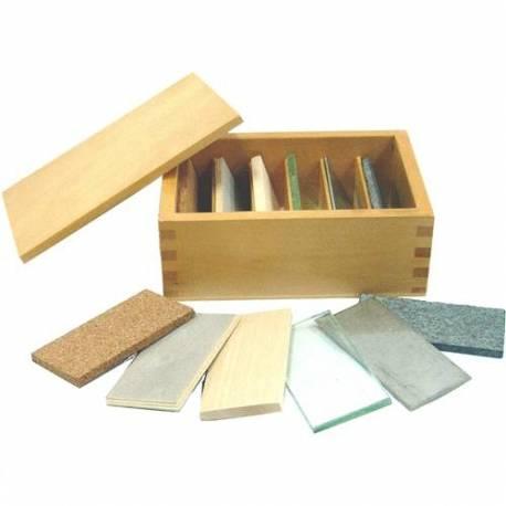 Caja térmica de materiales