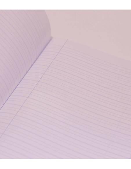 Libreta pauta Montessori DIN A4 3,5 Mg -50 hojas 70 gr  Papelería