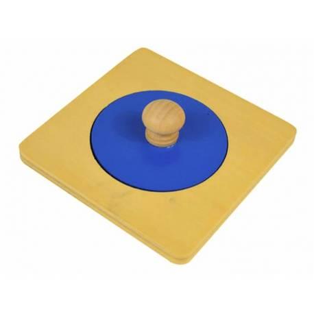 Círculo grande - Puzzle individual