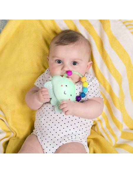 Mordedor nube con luz  Bebés
