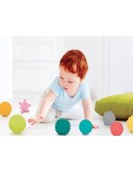 8 Pelotas sensoriales  Bebés