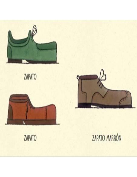 Zapato  Libros para bebés