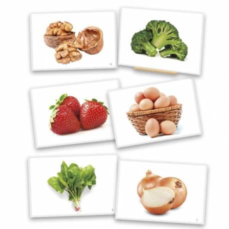 Fotografías de alimentos  Lenguaje
