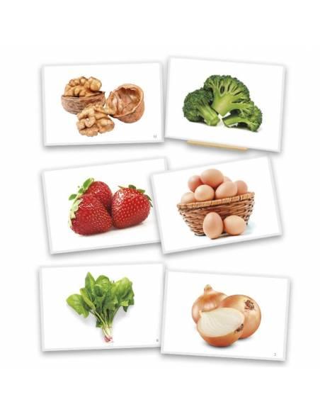 Fotografías de alimentos  Idiomas