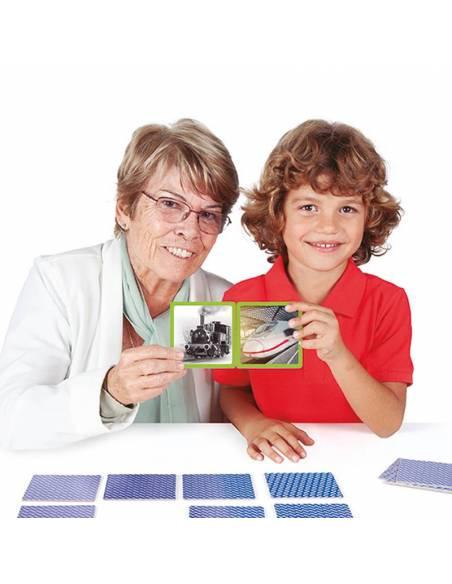 Maxi-Memory inventos  Juegos de mesa