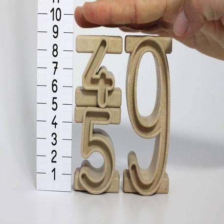 Torre de Números  Aprender a Contar