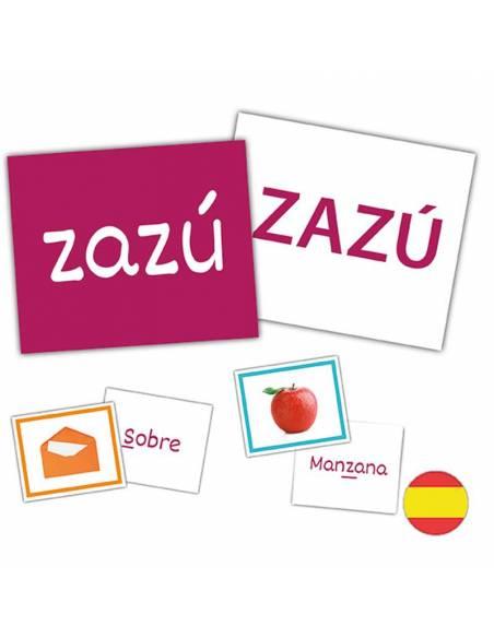 Logo - Bits de discriminación S / Z  Lenguaje