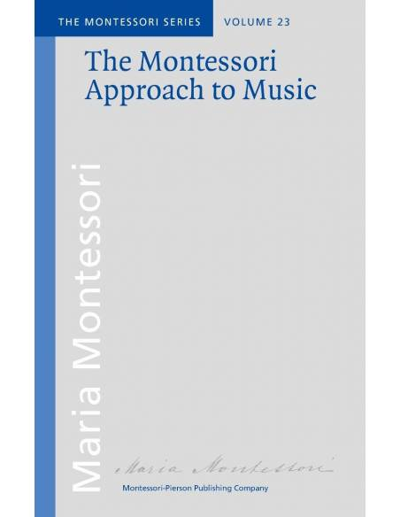 Montessori approach to Music  Música y arte Montessori