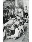 Escuelas montessori en india con la sociedad teosofica