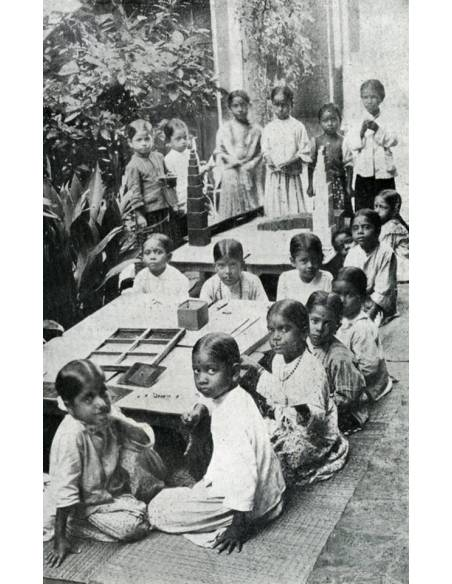 Letters from India 1939-1946  Books by María Montessori