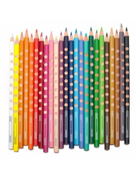 lápices de madera sostenibles para niños lyra