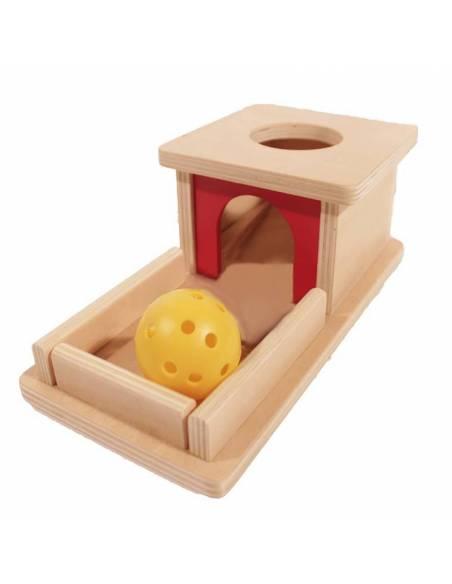 Caja de permanencia con bandeja  Infant