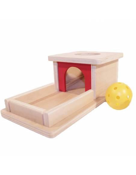 Caja de permanencia con bandeja  Infantil