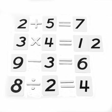 Números y Símbolos aritméticos  Contar del 0 al 100