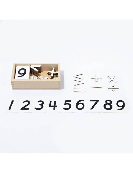 Números y Símbolos aritméticos