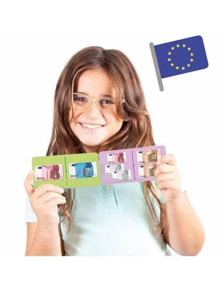 Eurodominó  Monedas y Billetes