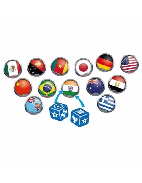 Juego de Cartas Banderea  Juegos de mesa