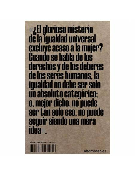 Por la Causa de las Mujeres. Maria Montessori  Libros Montessori