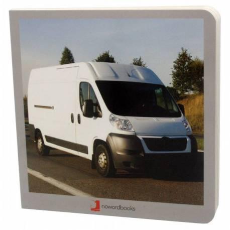 Cuento imágenes reales - Medios de Transporte  Libros con Imágenes Reales