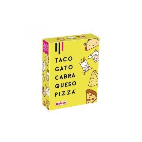 Juego de cartas Taco, Gato, Cabra,...