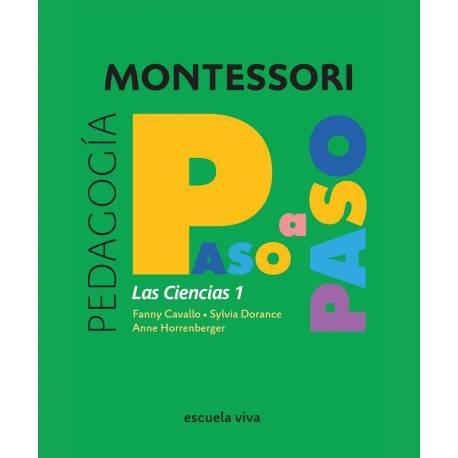 Libro de ciencias con Montessori