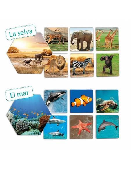 ¿Dónde viven los animales?  Animales y Naturaleza