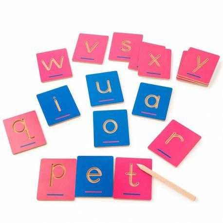 Feel the letter - Reconoce la Letra  Aprender a leer