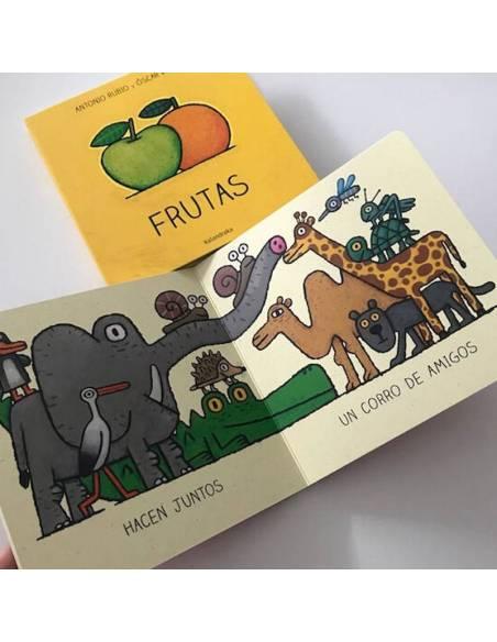 Animales  Libros para bebés