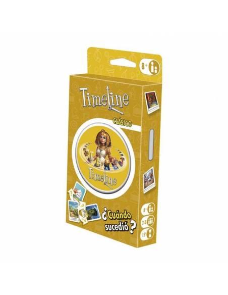 Timeline Blister: Clásico Eco  Juegos de mesa