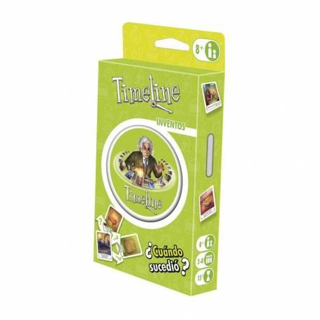 Timeline Blister: Inventos Eco  Juegos de mesa