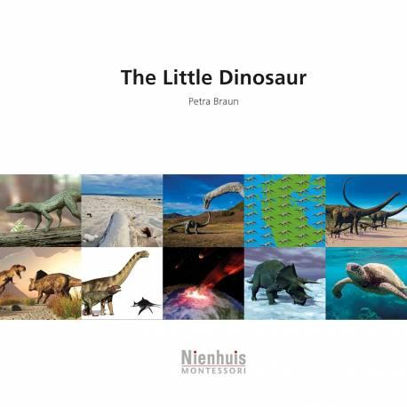 The Little Dinosaur  Montessori Books for Children