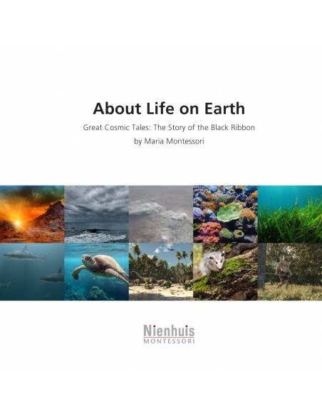 About Life On Earth  Montessori Books for Children