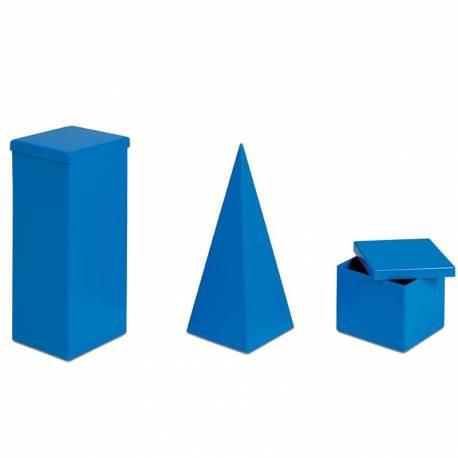 Contenedores de volumen de metal - Nienhuis  Geometría y Álgebra