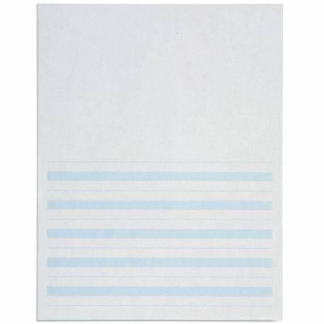 Papel de escritura 5 líneas - pack de 500  Lenguaje Montessori