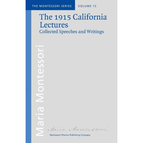 The 1915 California Lectures  Libros