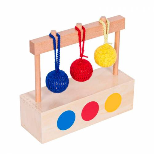 Caja 3 colores - Ganchillo  Bebés